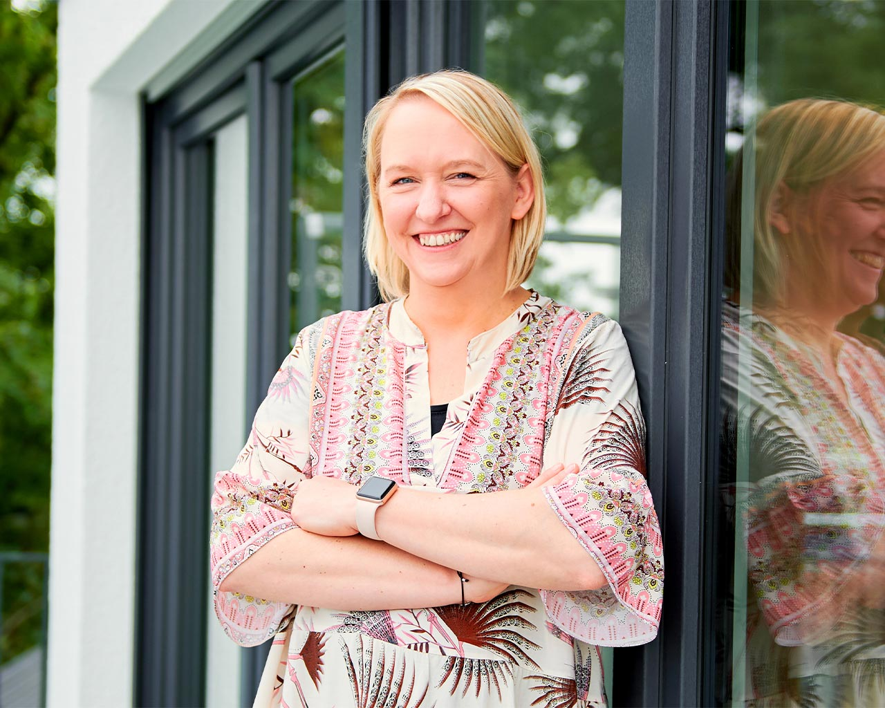 Geno Immobilien Essen Frau Schrandt